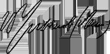 Unterschrift von Kosmetikerin Violetta Schreiber
